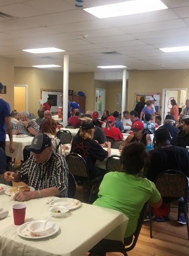Community Meals and Activities
