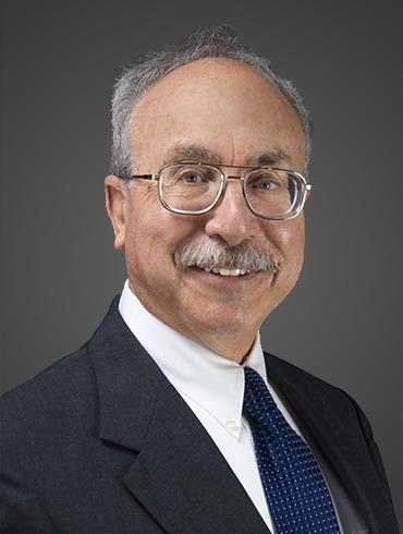 Board Chair Max Sherman