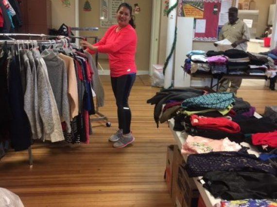 GUCM Clothes Closet